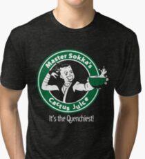 Master Sokkas Kaktus-Saft Vintage T-Shirt