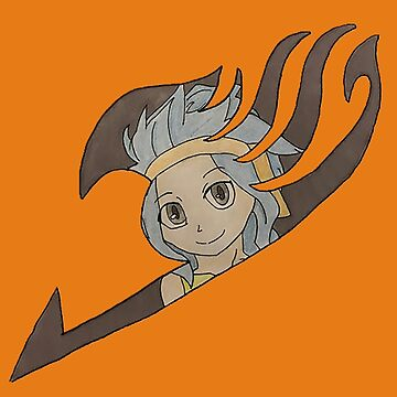levy mcgarden fairytail logo  by Debo05