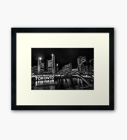City Hall 5 Framed Print