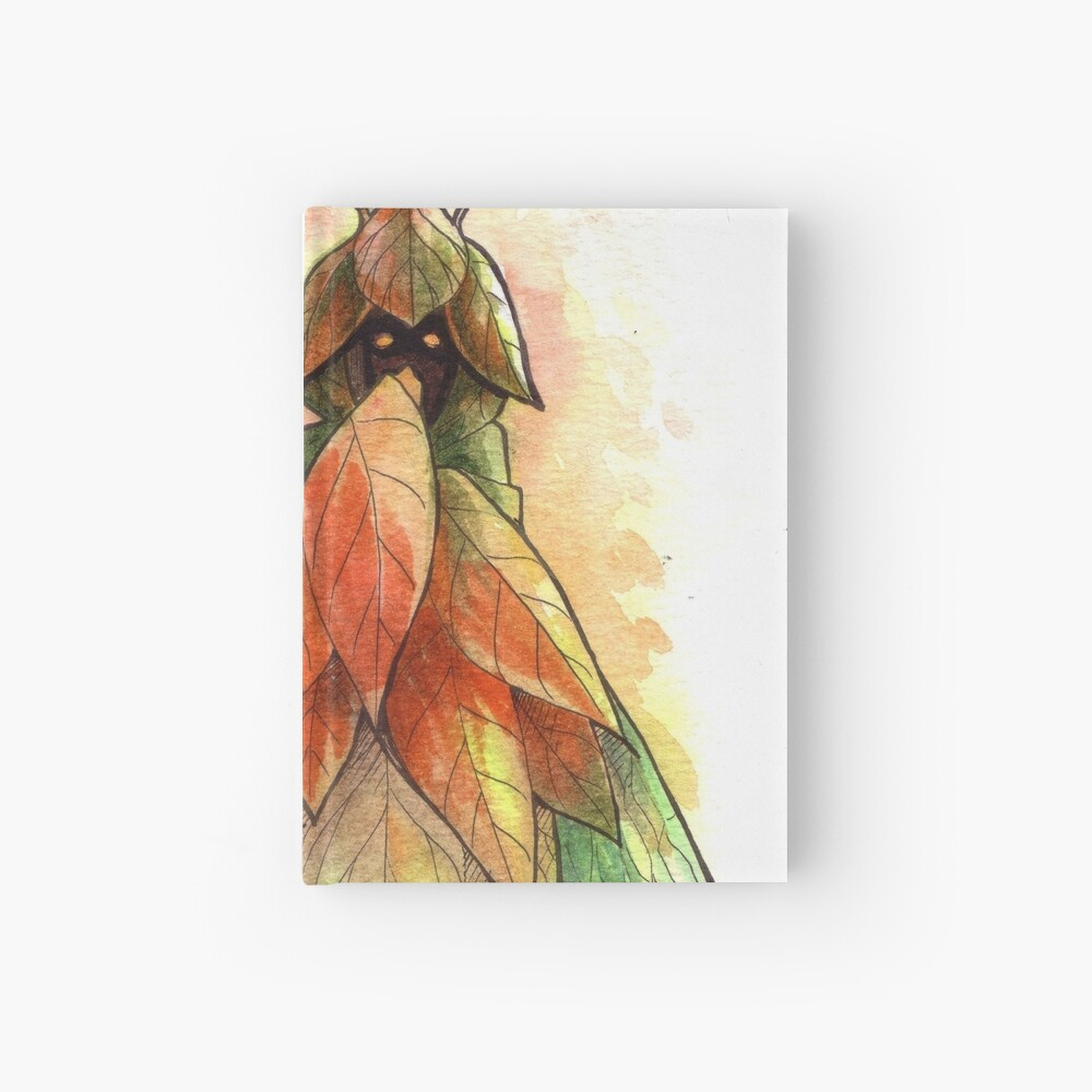 The Shy Fairy Hardcover Journal