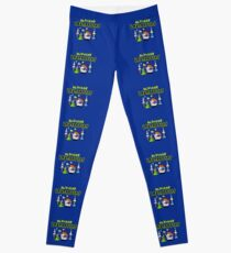 Chemist Dex Leggings