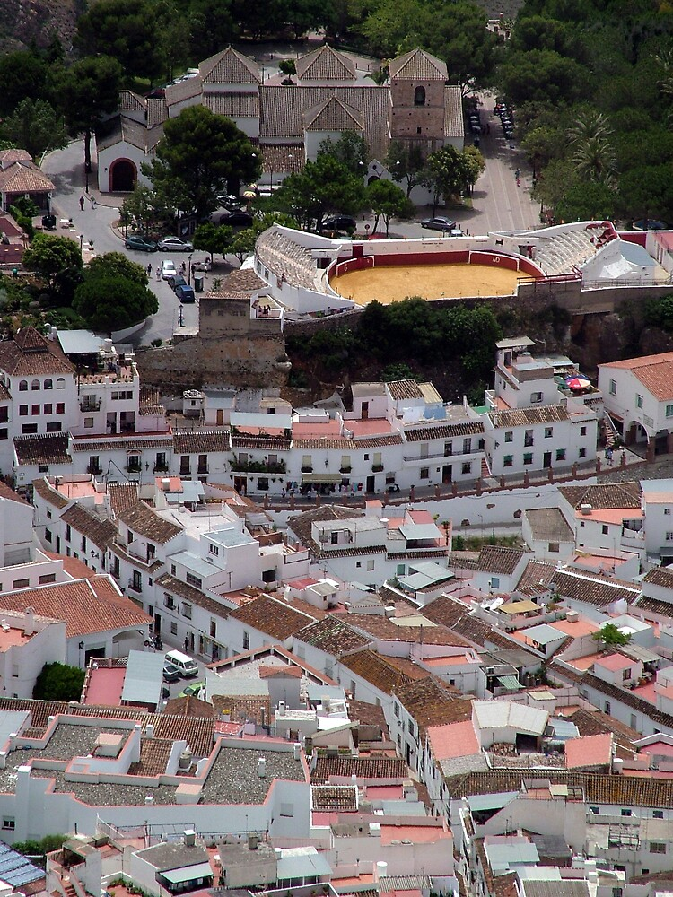 Mijas by Angus Russell