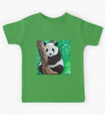Panda in a Tree Kids Clothes