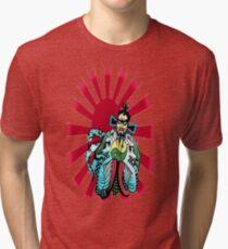 Burtons Japanese Sun Tee Tri-blend T-Shirt