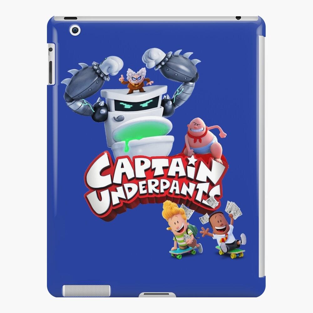 Captain Underpants Boss Kampf iPad-Hülle & Skin