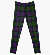 00027 MacDonald Clan/Family Tartan Leggings