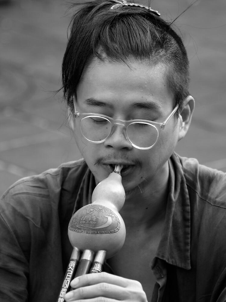Street music 2 by MichaelBr