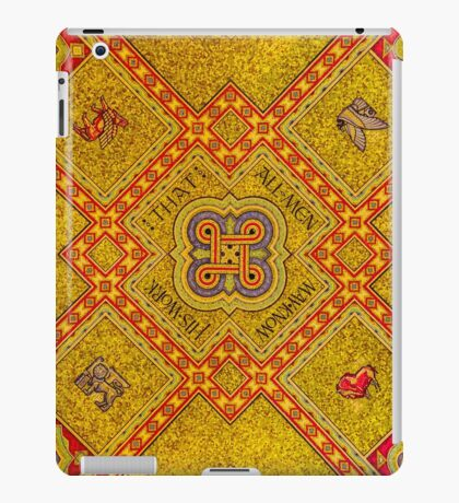 That All Men May Know His Work iPad Case/Skin