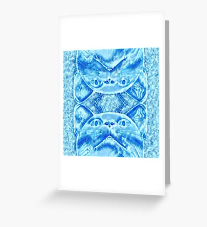 Winter is coming... Greeting Card