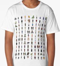 BTVS - Mini Monsters Complete Series Long T-Shirt