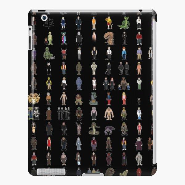 BTVS - Mini Monsters Complete Series iPad Snap Case