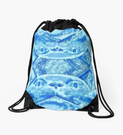 Winter is coming... Drawstring Bag
