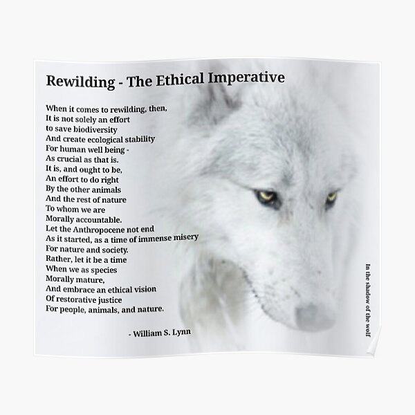 The Ethical Imperative  Poster