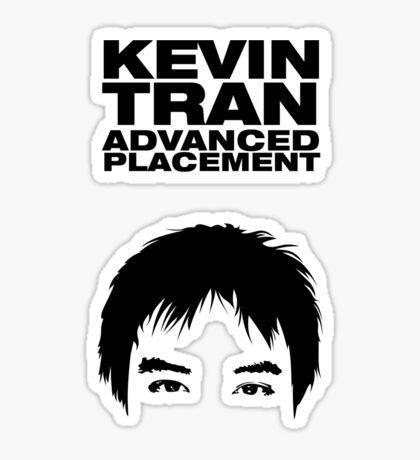 KEVIN TRAN: Advanced Placement Sticker