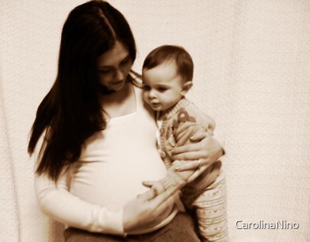 Life Giving Life by CarolinaNino