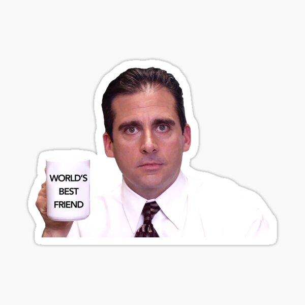 World's Best Friend Sticker