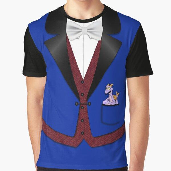 Dreamfinder w/ Figment Graphic T-Shirt