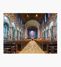 Galway cathedral Photographic Print