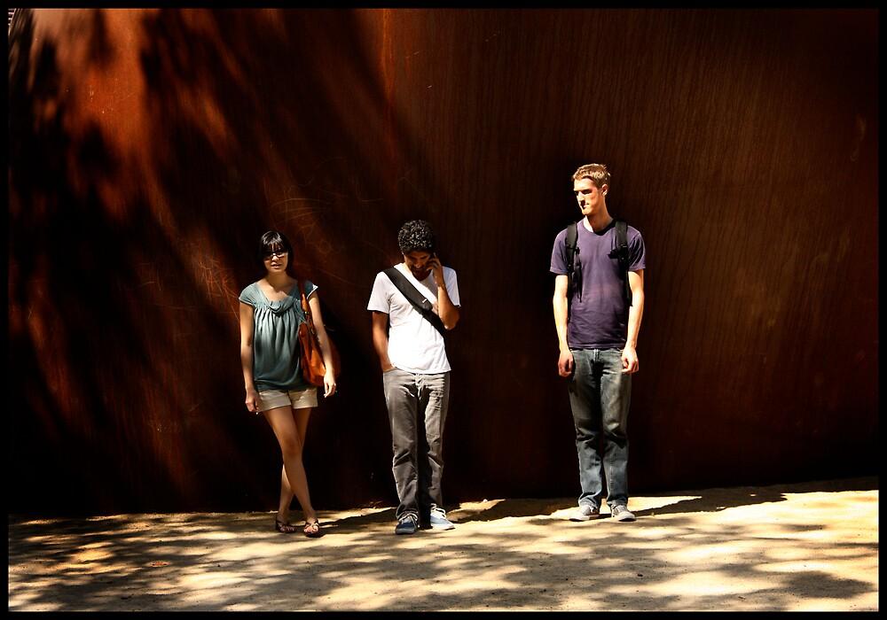 Three Amigos by sku01