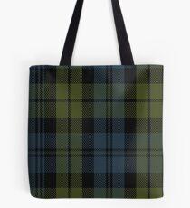00014 Campbell Clan Tartan  Tote Bag