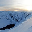 Creag Meagaidh Winter Afternoon by ScotLandscapes