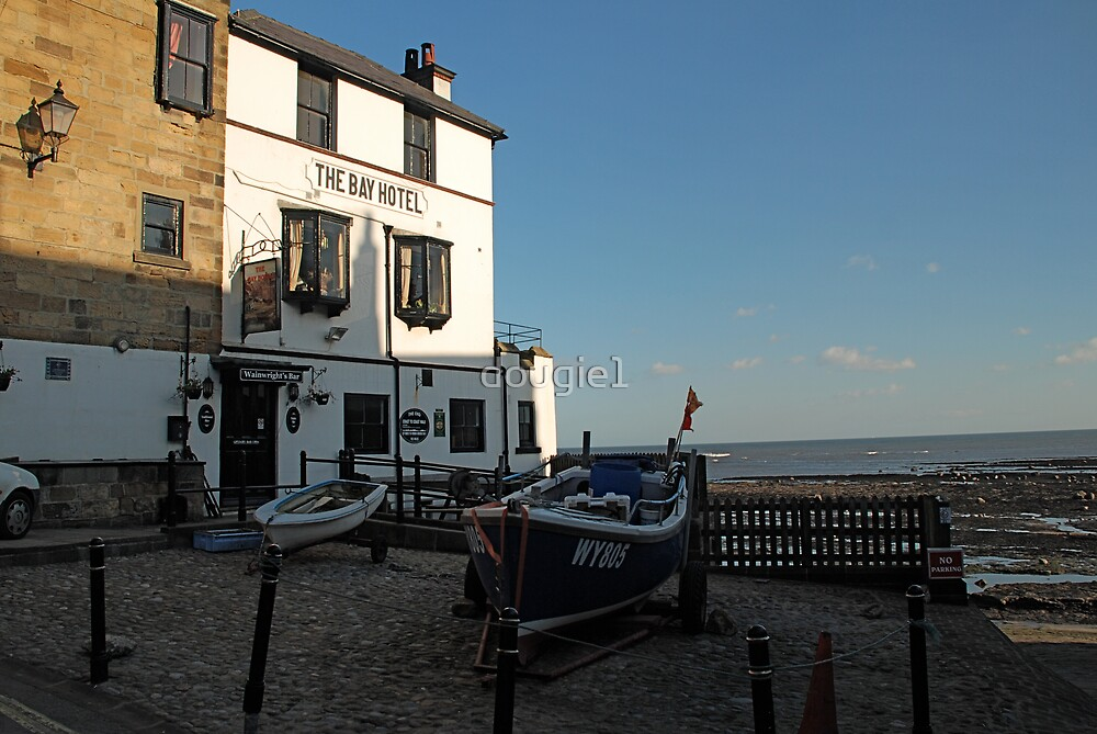 Robin Hoods Bay  the bay hotel by dougie1