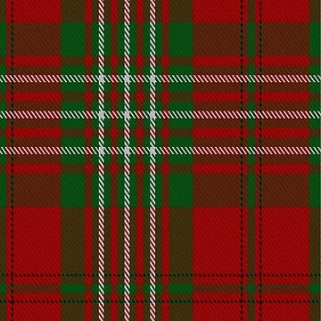 00012 Scott Clan Tartan  by Detnecs2013