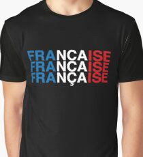 FRENCH Graphic T-Shirt