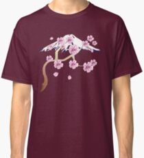 Cherry Blossoms and Mt. Fuji Classic T-Shirt