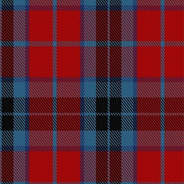 00008 Thompson-Thomson-MacTavish Clan/Family Tartan by Detnecs2013