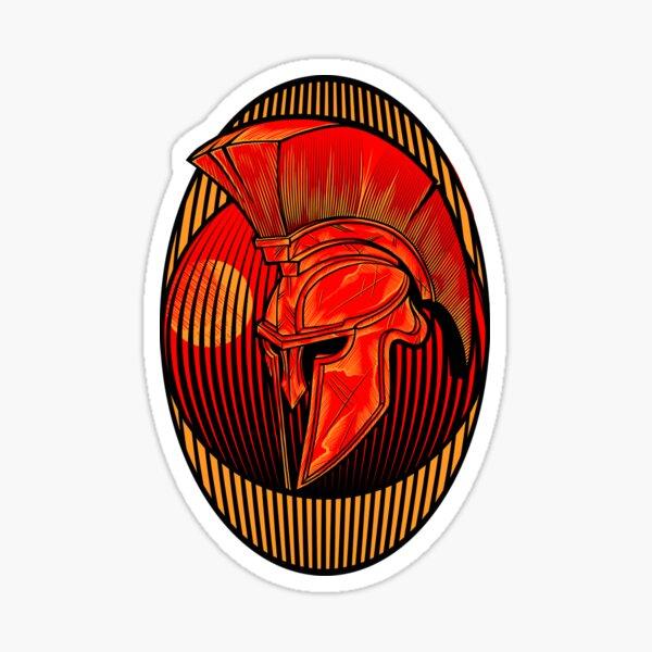 spartan Sticker