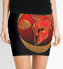 spartan Mini Skirt