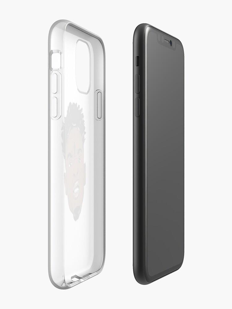 Coque iPhone «21 Savage», par scomparinluca