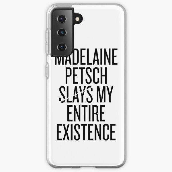 Madelaine Petsch mata toda mi existencia Funda blanda para Samsung Galaxy