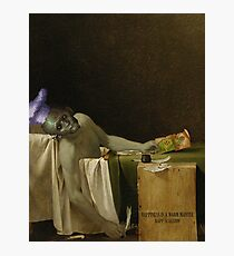 The Death of Scallion Photographic Print