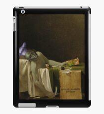 The Death of Scallion iPad Case/Skin