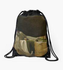 The Death of Scallion - Monkey Island Drawstring Bag