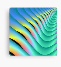 Super Highway Canvas Print