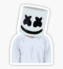 Marshmello Sticker