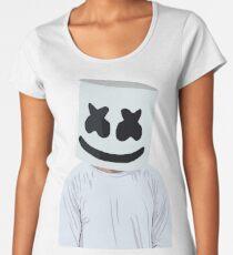 Marshmello Women's Premium T-Shirt