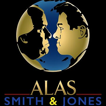 NDVH Alas Smith & Jones by nikhorne