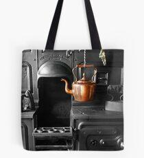 Bright Copper Kettle Tote Bag