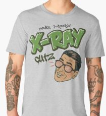 "X-Ray Cutz 7"" vinyl record cover Men's Premium T-Shirt"