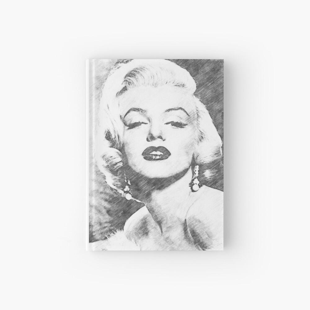 Glamour-Schuss Notizbuch