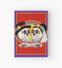 Los Novios (Spanish) Hardcover Journal