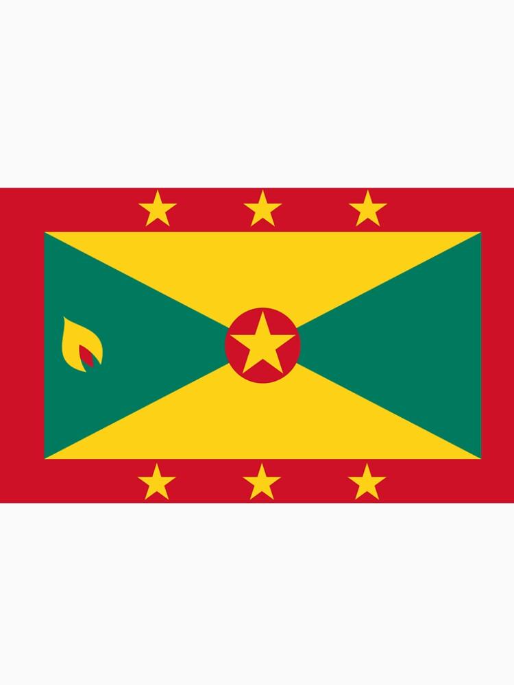 Flag of Grenada by zhirobas