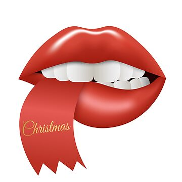 Christmas Lips by Fmgt