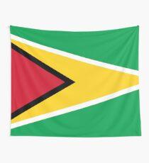 Flagge von Guyana Wandbehang