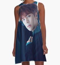 Monsta X Minhyuk A-Linien Kleid