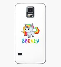 Barney Unicorn Case/Skin for Samsung Galaxy